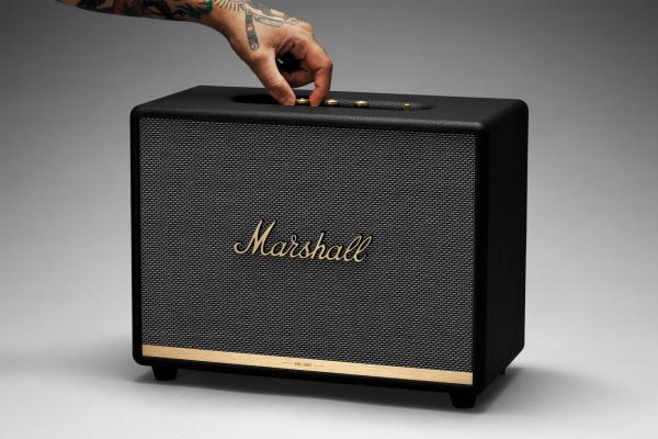 Dock ios & mp3 Marshall Woburn II Bluetooth - noir