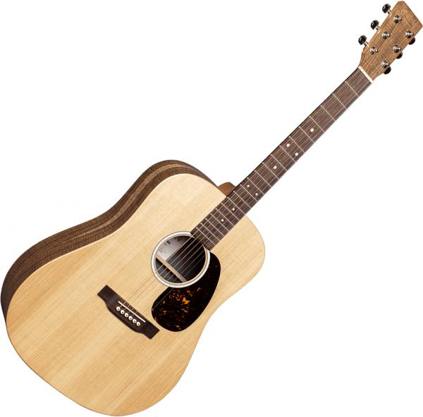 Guitare folk Martin guitar D-X2E Koa +Bag - natural