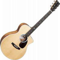 Guitare folk Martin guitar SC-13E Road - natural