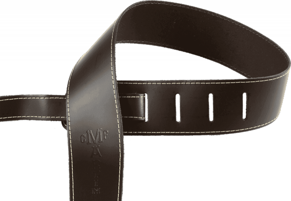 Sangle courroie Martin 2inc. Slim Style Strap 18A0045 - Brown