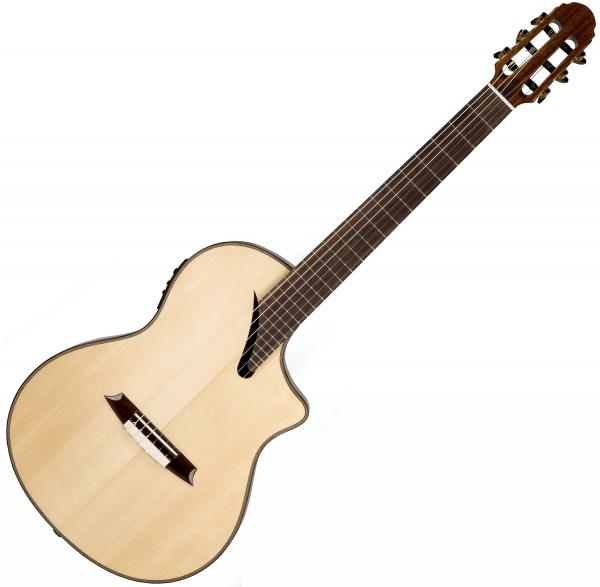 Guitare classique format 4/4 Martinez Performer MS14R +Bag - Natural