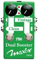 Pédale volume / boost. / expression Maxon DB10 Dual  Booster