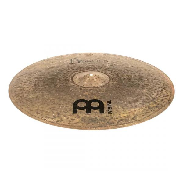 Cymbale ride Meinl Byzance 24 jazz Dark Big Apple - 24 pouces