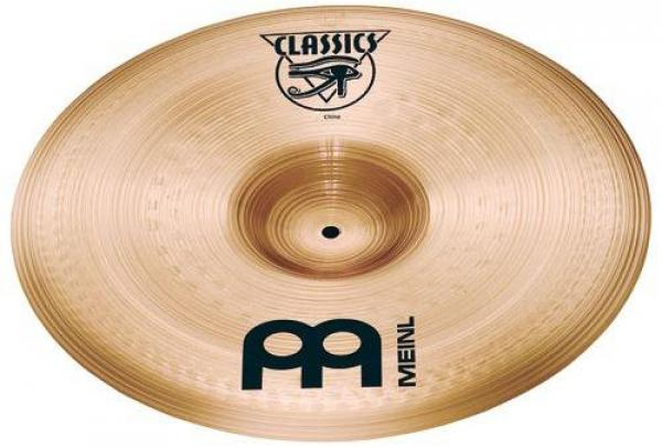 Cymbale china Meinl Classics China - 18 pouces