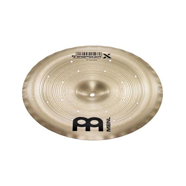 Cymbale china Meinl GX Filter China 10