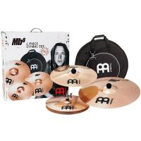 Pack cymbales Meinl Pack MB8 (H14+C16+R20) + Housse Offerte