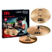 Pack cymbales Meinl MCS1418 + Crash 14