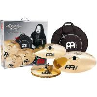 Pack cymbales Meinl Pack Soundcaster Custom
