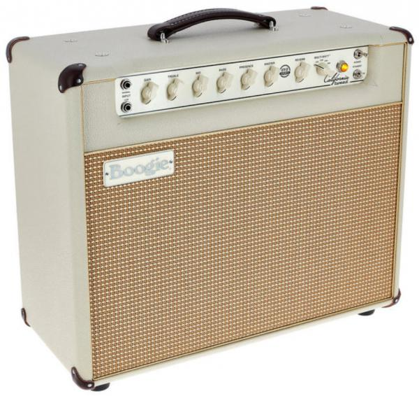 Combo ampli guitare électrique Mesa boogie California Tweed 6V6 4:40 Combo