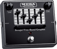 Pédale wah / filtre Mesa boogie BOOGIE-EQ Five-Band Graphic