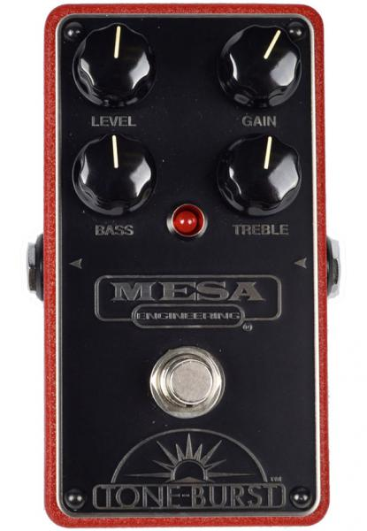 Pédale volume / boost. / expression Mesa boogie Tone-Burst Boost/Overdrive