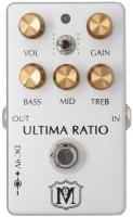 Pédale overdrive / distortion / fuzz Ministry of tones Ultima Ratio Distorsion