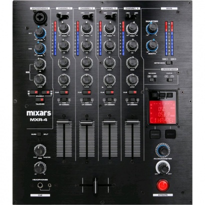 Table de mixage dj Mixars MXR-4