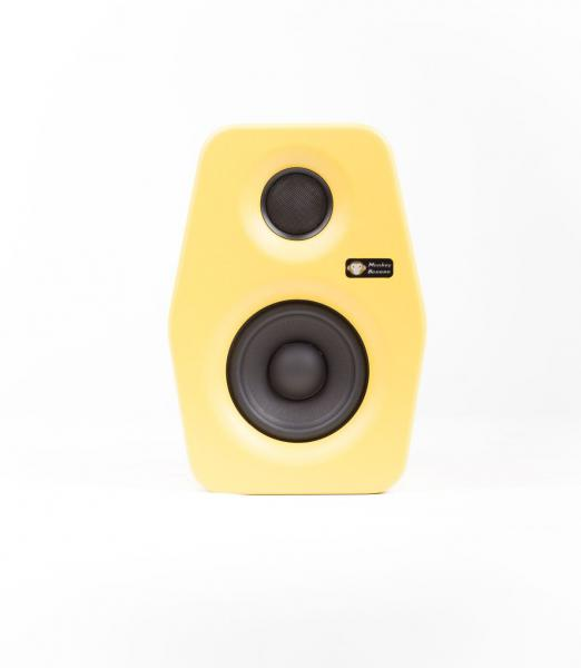 Enceinte monitoring active Monkey banana Turbo 4 Yellow - La pièce