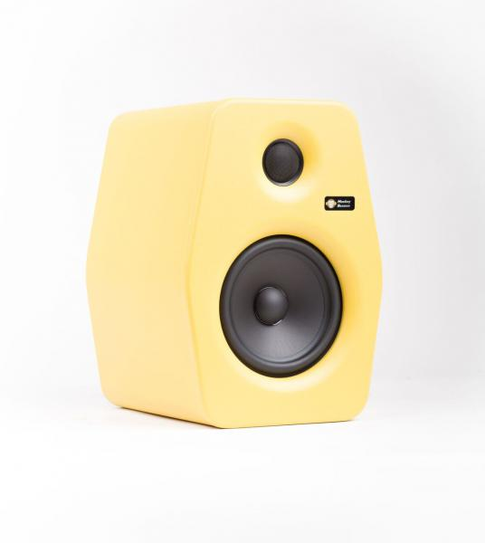 Enceinte monitoring active Monkey banana Turbo 6 Yellow - la pièce