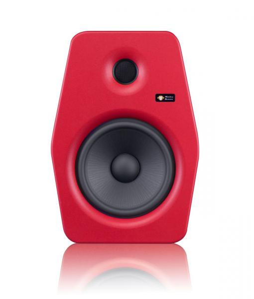 Enceinte monitoring active Monkey banana Turbo 8 Red - La pièce