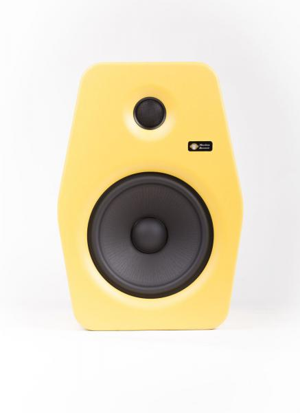 Enceinte monitoring active Monkey banana Turbo 8 Yellow - La pièce