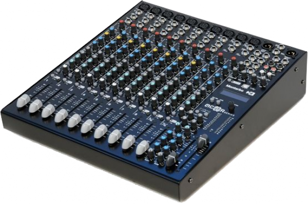 table de mixage montarbo