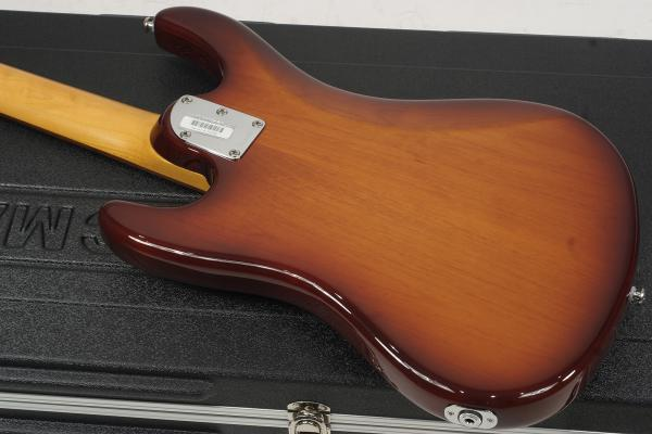 Basse électrique solid body Music man Caprice Bass (RW() - heritage tobacco burst