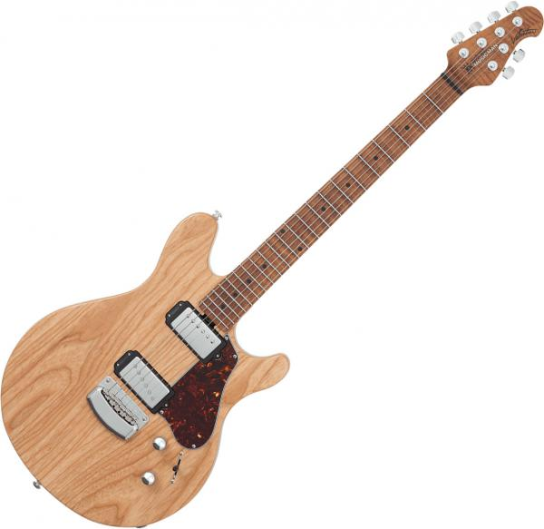 Guitare électrique solid body Music man James Valentine (MN) - satin natural