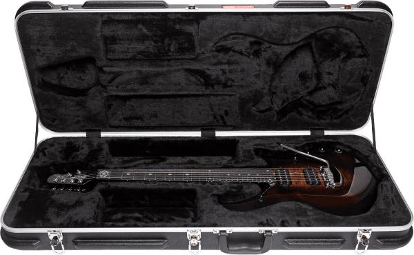 Guitare électrique solid body Music man John Petrucci Majesty 2019 - dark roast