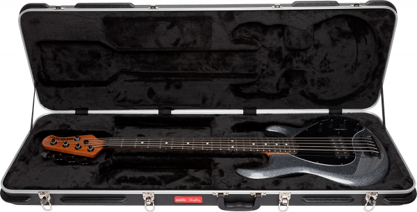 Basse électrique solid body Music man StingRay5 Special 2019 (H, EB) - charcoal sparkle