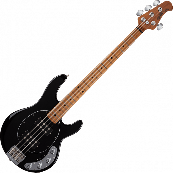 Basse électrique solid body Music man Stingray Special HH - black
