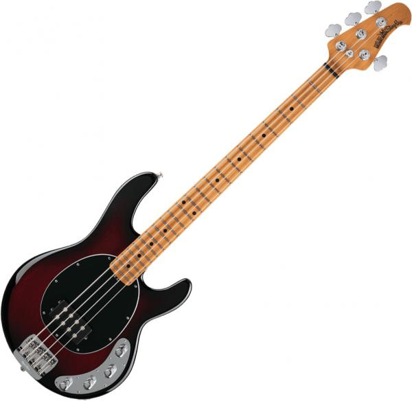 Basse électrique solid body Music man Stingray Special 2019 (H, MN) - burnt apple