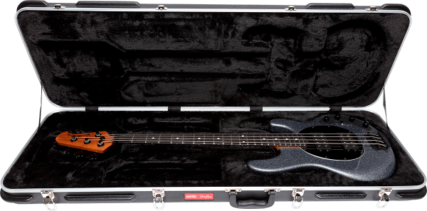 Basse électrique solid body Music man Stingray Special 2019 (HH, EB) - charcoal sparkle