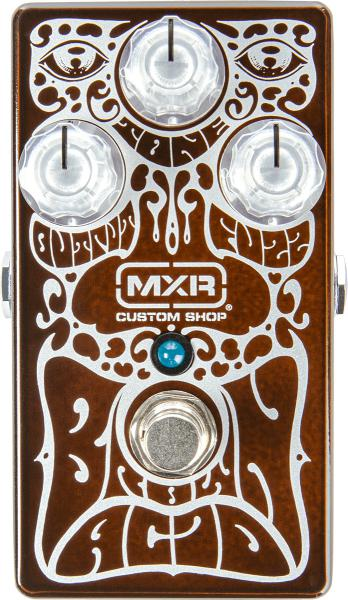 Pédale overdrive / distortion / fuzz Mxr Custom Shop Brown Acid Fuzz CSP038 Ltd