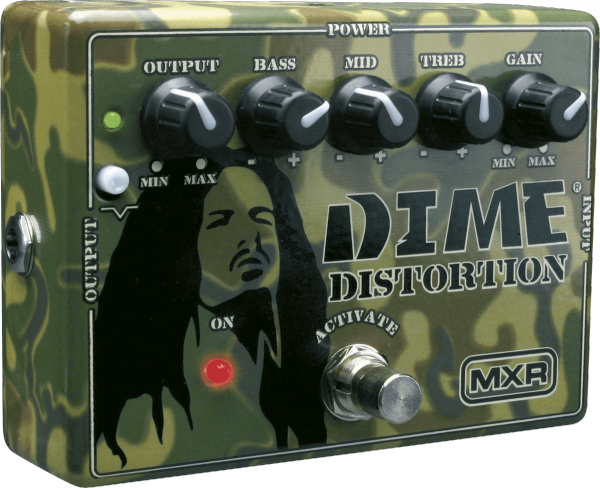 Pédale overdrive / distortion / fuzz Mxr MDD11 Dime Distortion