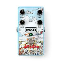 Pédale overdrive / distortion / fuzz Mxr DD25 Dookie Drive B.J. Armstrong