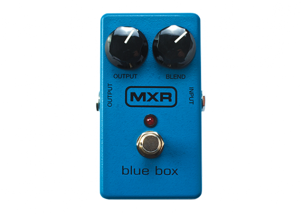 Pédale overdrive / distortion / fuzz Mxr M103 Blue Box