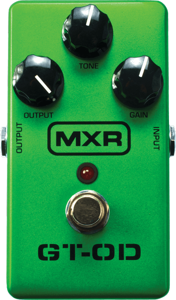 Pédale overdrive / distortion / fuzz Mxr CSP21 GT Overdrive