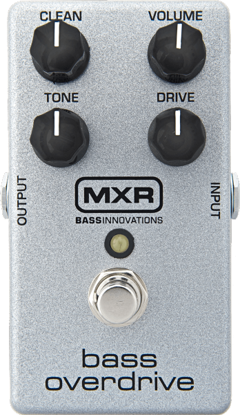 Pédale overdrive / distortion / fuzz Mxr M89 Bass Overdrive