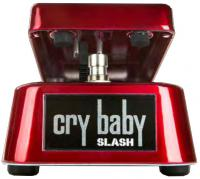 image Slash Cry Baby Classic Wah SC95R Ltd - Ruby Red Metallic