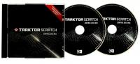Vinyl timecode Native instruments Traktor Scratch CD Noir MK2 (la paire)