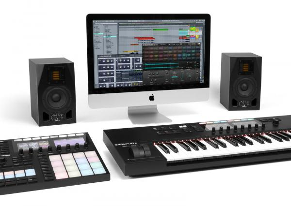 Instrument virtuel Native instruments Komplete 12 Ultimate Collectors Ed. UPG (depuis Komplete Ultimate 8-12)