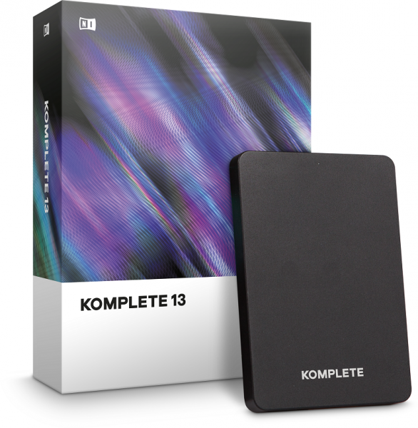 Instrument virtuel Native instruments Komplete 13