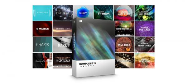 Instrument virtuel Native instruments Komplete 13 Select