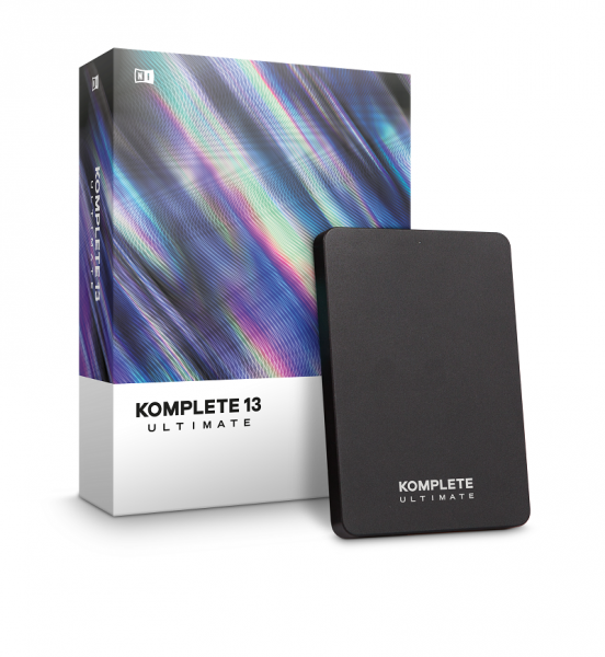 Instrument virtuel Native instruments Komplete 13 Ultimate