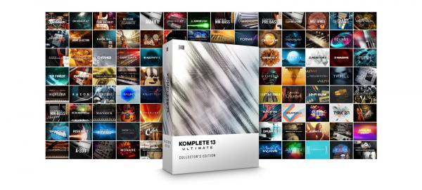 Instrument virtuel Native instruments Komplete 13 Ultimate Collectors Editions