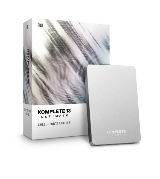 Instrument virtuel Native instruments KOMPLETE 13 ULTIMATE COLLECTORS EDITION UPD