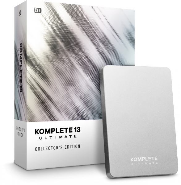 Instrument virtuel Native instruments Komplete 13 ultimate Collector's Edition Upg KU9-13