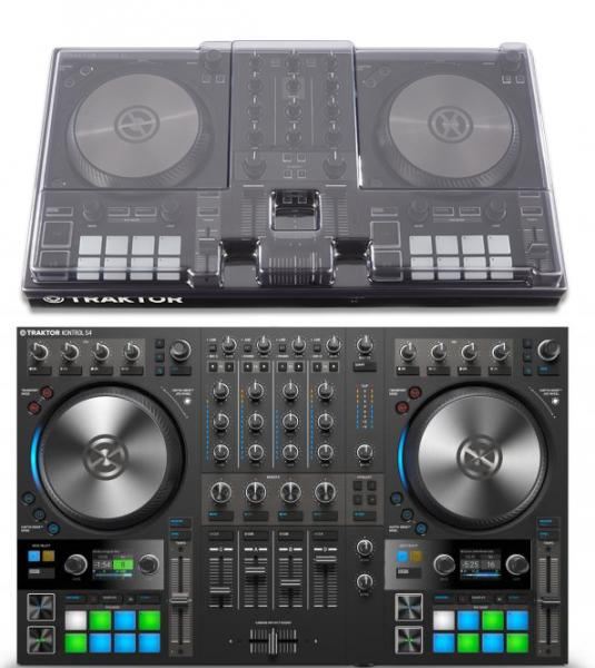 Pack dj Native instruments Kontrol S4 Mk3 + Decksaver