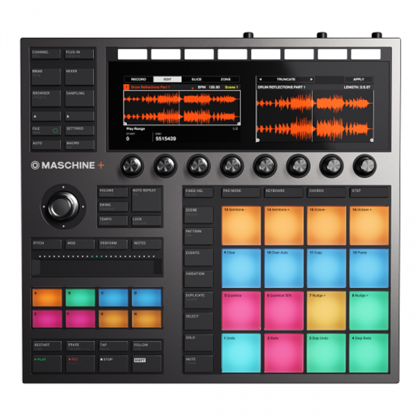 Sampleur / groovebox Native instruments MASCHINE +