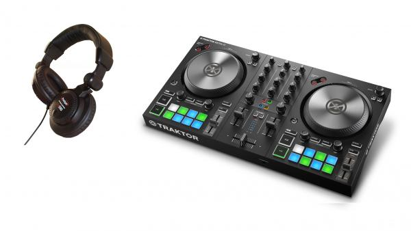 Pack dj Native instruments Kontrol S2 Mk3 + Prodipe pro 580