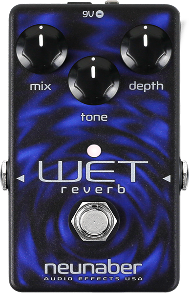 Pédale reverb / delay / echo Neunaber technology Wet Element Reverb