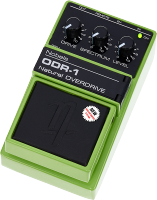 Pédale overdrive / distortion / fuzz Nobels                         ODR1-BC OVERDRIVE