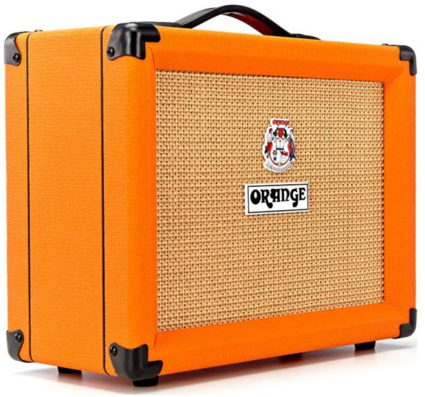 Combo ampli guitare électrique Orange Crush 20 - Orange